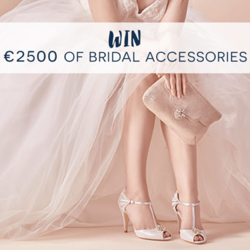 Win €2,500 of Shoes and Accessories for your Bridal Party from Rachel Simpson